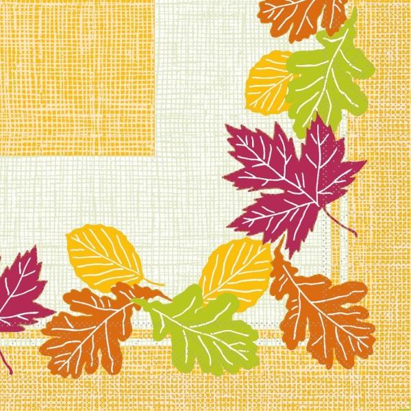 Tissue Serviette Brian, 40x40 cm, 100 Stück - Mank