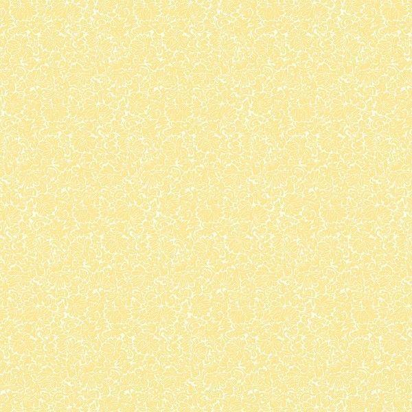 Spanlin Tischdecke Denice in Creme-Gelb, 100 x 100 cm, 20 Stück - Mank