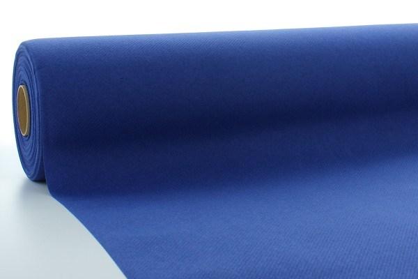Airlaid Tischdeckenrolle Royalblau, 80 cm x 40 m , 1 Stück - Mank
