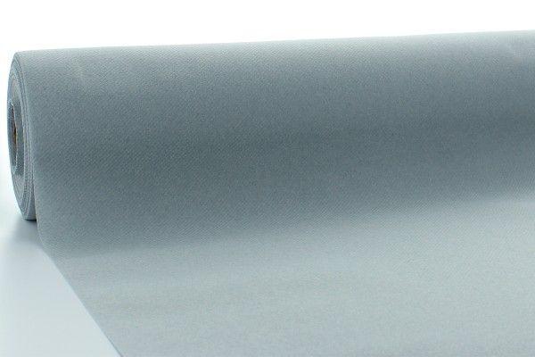 Airlaid Tischdeckenrolle Grau, 80 cm x 40 m , 1 Stück - Mank