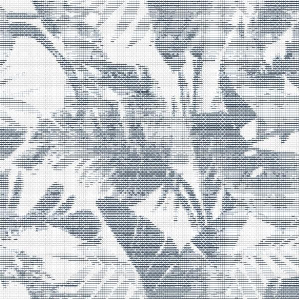 Spanlin Serviette Matis in Blaugrau, 40 x 40 cm, 30 Stück - Mank