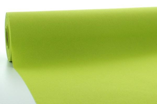 Airlaid Tischdeckenrolle Kiwi, 120 cm x 40 m , 1 Stück - Mank