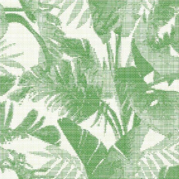 Spanlin Serviette Matis in Grün, 40 x 40 cm, 30 Stück - Mank