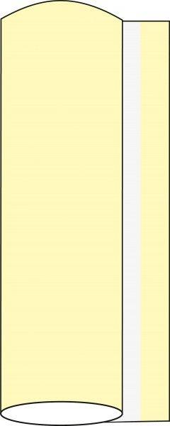 Airlaid Tischdeckenrolle Sahara, 120 cm x 40 m, 1 Stück - Mank