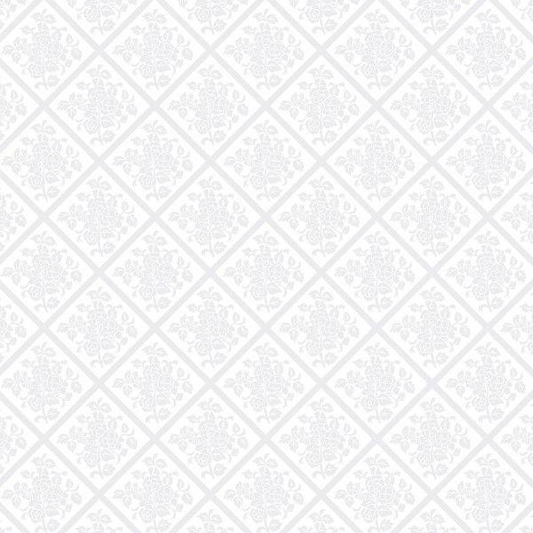Airlaid Tischdecke wasserabweisendem Pearl Coating Damast in Weiß, 80 x 80 cm, 15 Stück - Mank
