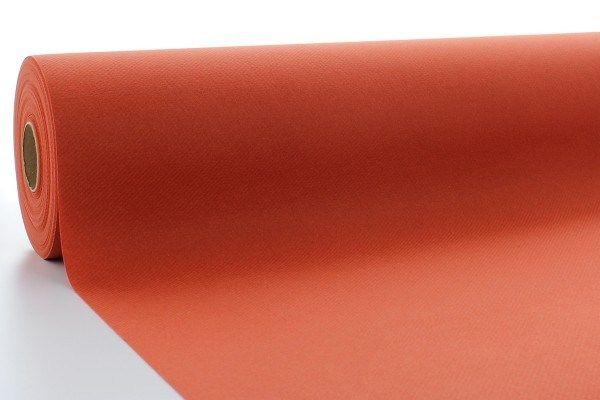 Airlaid Tischdeckenrolle Terrakotta, 120 cm x 40 m , 1 Stück - Mank