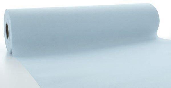 Airlaid Tischläufer Perlgrau, 40 cm x 24 m , 1 Stück - Mank