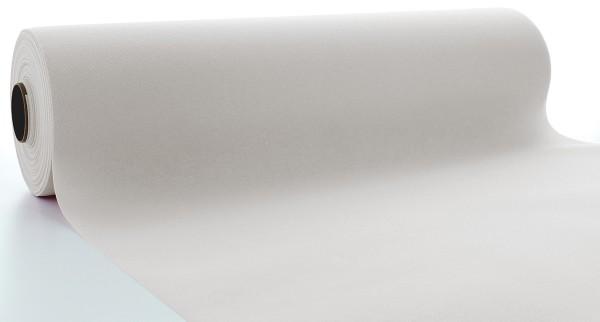 Airlaid Tischläufer Pebble Stone, 40 cm x 24 m, 1 Stück - Mank