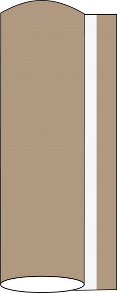 Airlaid Tischdeckenrolle Beige Grey, 120 cm x 25 m, 1 Stück - Mank