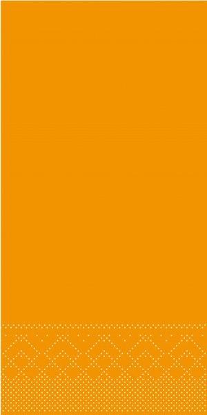 Tissue Serviette Curry, 33 x 33 cm, 100 Stück - Mank