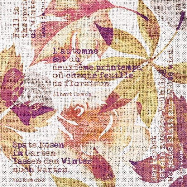 Tissue Serviette Gunnar, 40 x 40 cm, 100 Stück - Mank