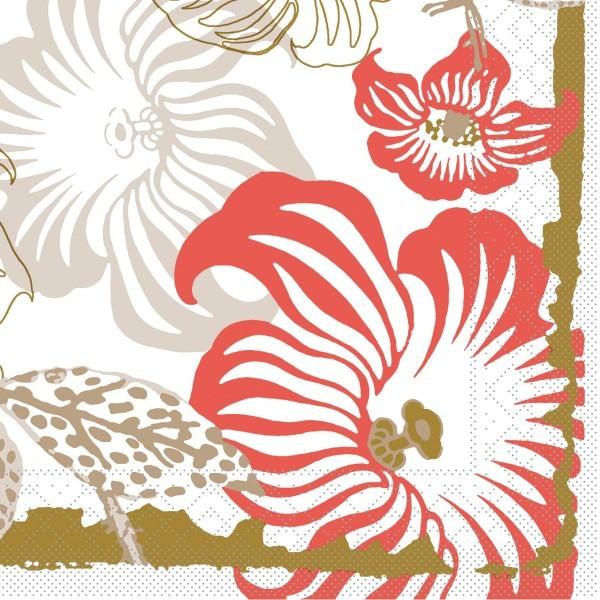 Tissue Serviette Mara, 40x40 cm, 100 Stück - Mank