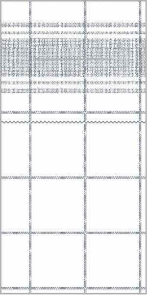 Airlaid Besteckservietten Nadeem in Grau, 40 x 40 cm, 75 Stück - Mank