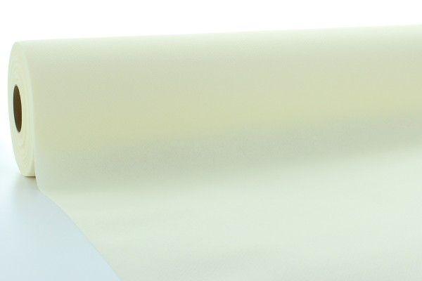 Airlaid Tischdeckenrolle Champagner, 80 cm x 40 m , 1 Stück - Mank