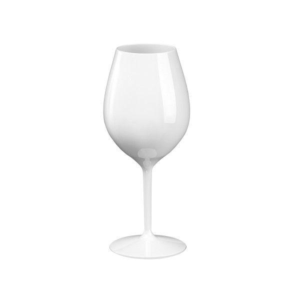 Mehrweg-Weinglas Weiss 510ml aus TT, 1 Stück - Mank