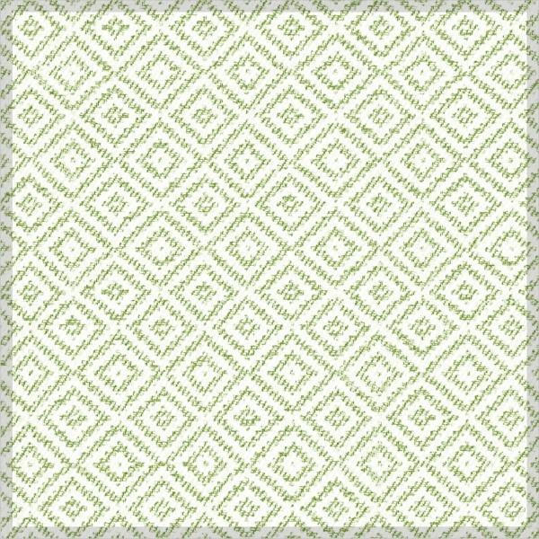 Deckchen Lagos-Base in Grün, Tissue 9-lagig, 95 x 95mm, 250 Stück - Mank