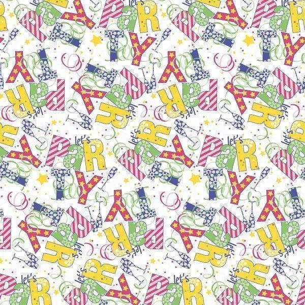 Airlaid Tischdecke Let's Party in Pink-Violett, 80 x 80 cm, 20 Stück - Mank