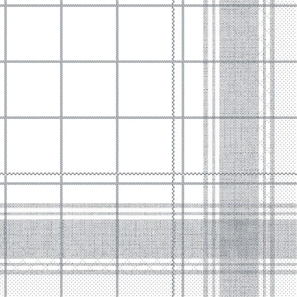 Tissue Serviette Nadeem in Grau, 40x40 cm, 100 Stück - Mank
